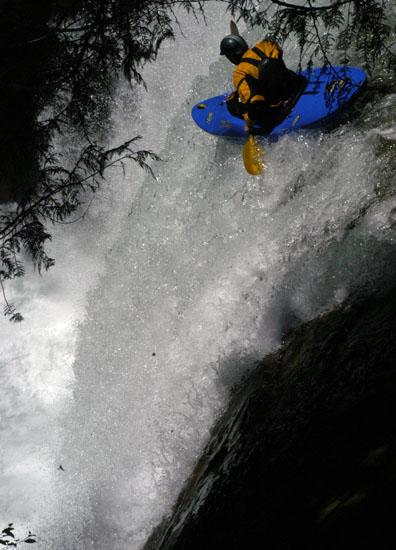 60 footer skookum creek