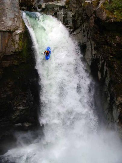 Mamquam Falls