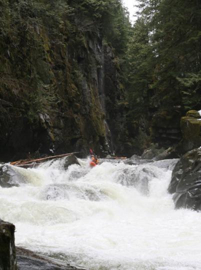 Greg Daspher Box Canyon Ashlu, BC/Kernage