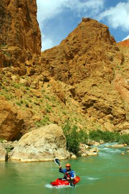 Third & Final Gorge on the Dades