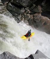 Todd Gillman Ucona Waterfall