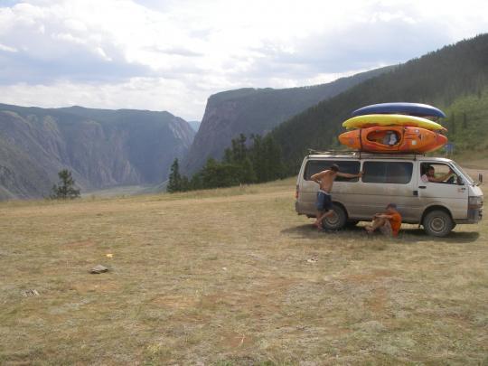 Transport in Altai