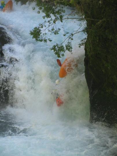 Carnage on the Upper Palguin Boater Cross