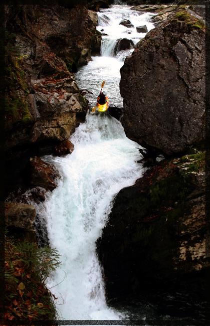 Stromboding Waterfall