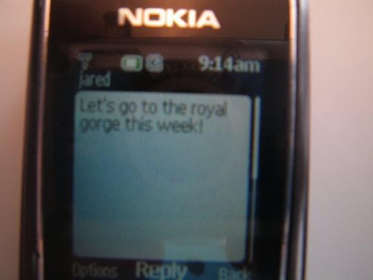 royal text