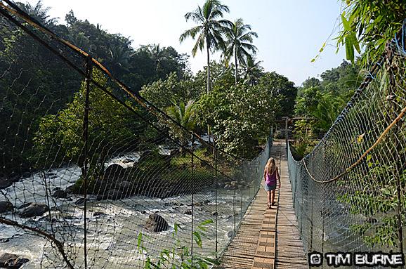 The Bridge to Arus Liar's Island
