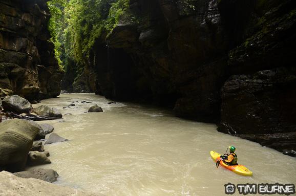 Mandar river
