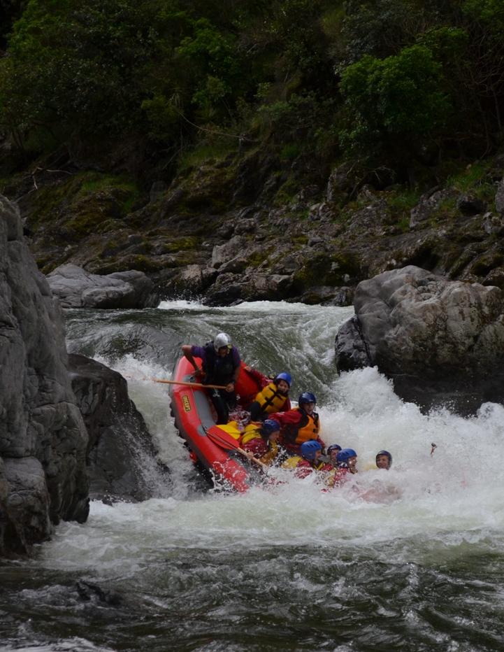 Rangitikei Rafting