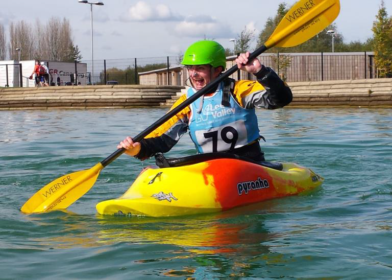 Fun at Lee Valley