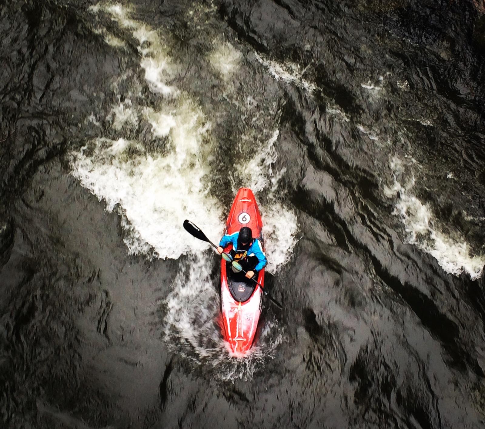 Jo Kemper LOVES it… Surfing the Upper Wind (Photo - Cat Looke)