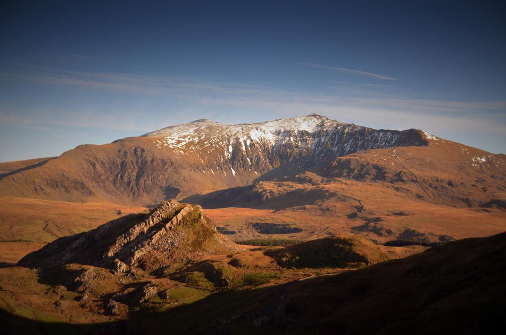 Snowdon (pic: Dave Burne)