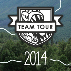 Pyranha Team Tour 2014 Confirmed
