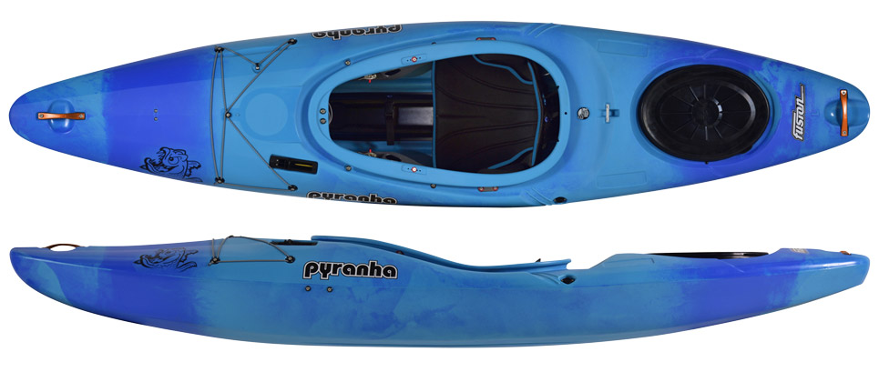 Pyranha FusionII Blue Crush