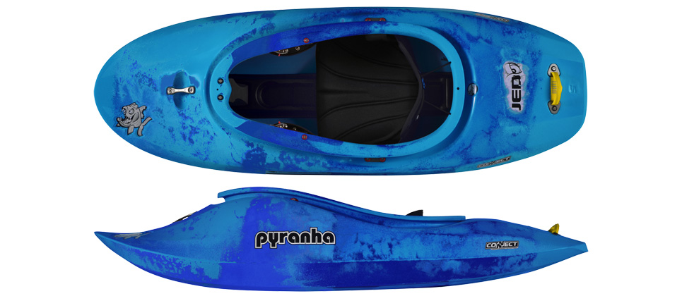 Pyranha Jed Blue Crush
