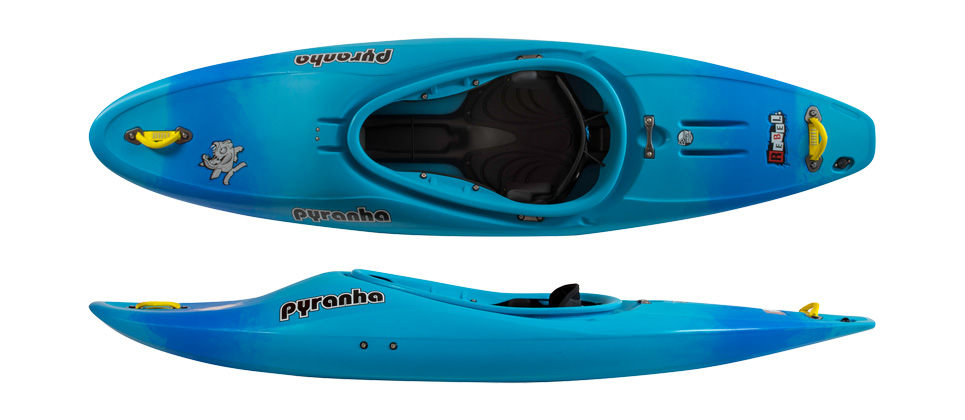 Pyranha Rebel Blue Crush